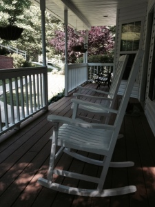 my rocking chair front porch
